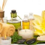 Relaxační aroma masáž